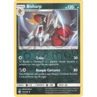 Bisharp - Reverse Holo 135/236 - Eclipse Cósmico - Card Pokémon