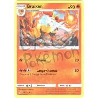 Braixen 16/131 - Luz Proibida - Card Pokémon