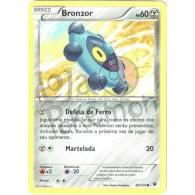 Bronzor 60/124 - Fusão de Destinos - Card Pokémon