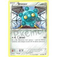 Bronzor 95/162 - Turbo Revolução - Card Pokémon