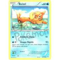 Buizel 28/106 - Flash de Fogo - Card Pokémon
