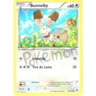 Bunnelby 87/119 - Força Fantasma - Card Pokémon