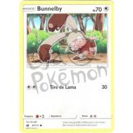 Bunnelby - Reverse Holo 87/111 - Invasão Carmim - Card Pokémon