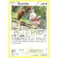 Bunnelby 111/146 - X Y - Card Pokémon