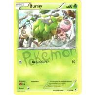 Burmy 2/124 - Fusão de Destinos - Card Pokémon