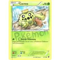 Cacnea 9/116 - Congelamento de Plasma - Card Pokémon