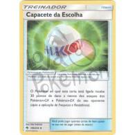 Capacete da Escolha - Reverse Holo 169/214 - Trovões Perdidos - Card Pokémon