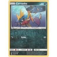 Carvanha 110/214 - Elos Inquebráveis - Card Pokémon
