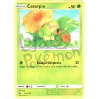 Caterpie 1/147 - Sombras Ardentes - Card Pokémon