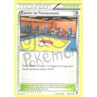 Centro de Treinamento 102/111 - Punhos Furiosos - Card Pokémon
