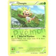 Chespin 12/146 - X Y - Card Pokémon