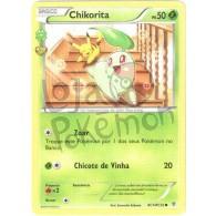 Chikorita RC1/RC32 - Gerações - Card Pokémon