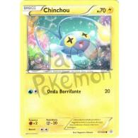 Chinchou 57/160 - Conflito Primitivo - Card Pokémon