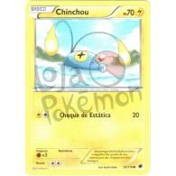 Chinchou 35/116 - Congelamento de Plasma - Card Pokémon