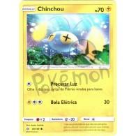 Chinchou 49/149 - Sol e Lua - Card Pokémon
