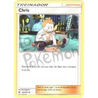 Chris 123/147 - Sombras Ardentes - Card Pokémon