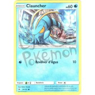 Clauncher 25/131 - Luz Proibida - Card Pokémon