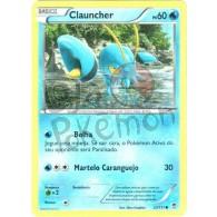 Clauncher 23/111 - Punhos Furiosos - Card Pokémon