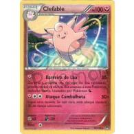 Clefable 82/122 - Turbo Colisão - Card Pokémon