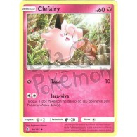 Clefairy - Reverse Holo 88/145 - Guardiões Ascendentes - Card Pokémon