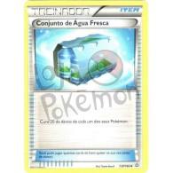 Conjunto de Água Fresca 129/160 - Conflito Primitivo - Card Pokémon