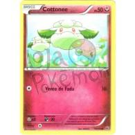 Cottonee 70/124 - Fusão de Destinos - Card Pokémon