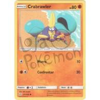 Crabrawler 121/236 - Eclipse Cósmico - Card Pokémon
