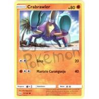 Crabrawler 72/149 - Sol e Lua - Card Pokémon