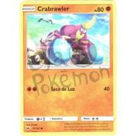 Crabrawler 73/147 - Sombras Ardentes - Card Pokémon