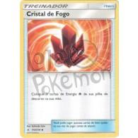 Cristal de Fogo 173/214 - Elos Inquebráveis - Card Pokémon