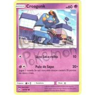Croagunk 54/147 - Sombras Ardentes - Card Pokémon