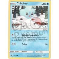 Cubchoo 61/214 - Trovões Perdidos - Card Pokémon