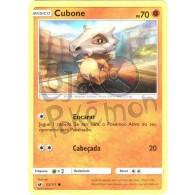 Cubone 52/111 - Invasão Carmim - Card Pokémon