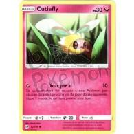 Cutiefly - Reverse Holo 92/149 - Sol e Lua - Card Pokémon