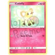 Cutiefly 95/147 - Sombras Ardentes - Card Pokémon
