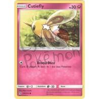 Cutiefly 145/214 - Trovões Perdidos - Card Pokémon