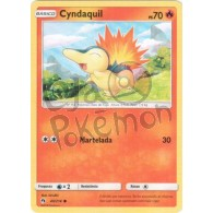 Cyndaquil 40/214 - Trovões Perdidos - Card Pokémon