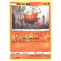 Darumaka 8/70 - Dragões Soberanos - Card Pokémon
