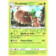 Decidueye 11/149 - Sol e Lua - Card Pokémon
