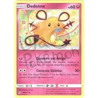 Dedenne 88/131 - Luz Proibida - Card Pokémon