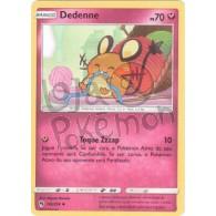 Dedenne 142/214 - Trovões Perdidos - Card Pokémon