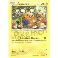 Dedenne 57/162 - Turbo Revolução - Card Pokémon