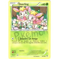 Deerling 8/124 - Fusão de Destinos - Card Pokémon