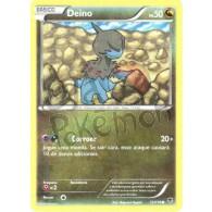 Deino 72/119 - Força Fantasma - Card Pokémon