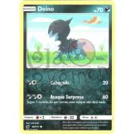 Deino 60/111 - Invasão Carmim - Card Pokémon