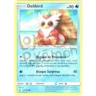 Delibird 26/145 - Guardiões Ascendentes - Card Pokémon