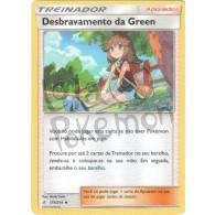 Desbravamento da Green 175/214 - Elos Inquebráveis - Card Pokémon