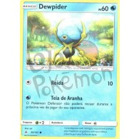 Dewpider 32/131 - Luz Proibida - Card Pokémon