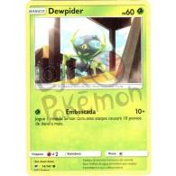 Dewpider - Reverse Holo 14/147 - Sombras Ardentes - Card Pokémon