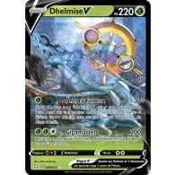 Dhelmise V - Holo 9/72 - Destinos Brilhantes - Card Pokémon